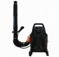 Garden Husqvarna two-stroke backpack engine  Snow blower wind Extinguisher