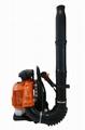 Garden Husqvarna two-stroke backpack engine  Snow blower wind Extinguisher  5