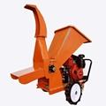 Wheel type TWIG crusher  engine deadwood