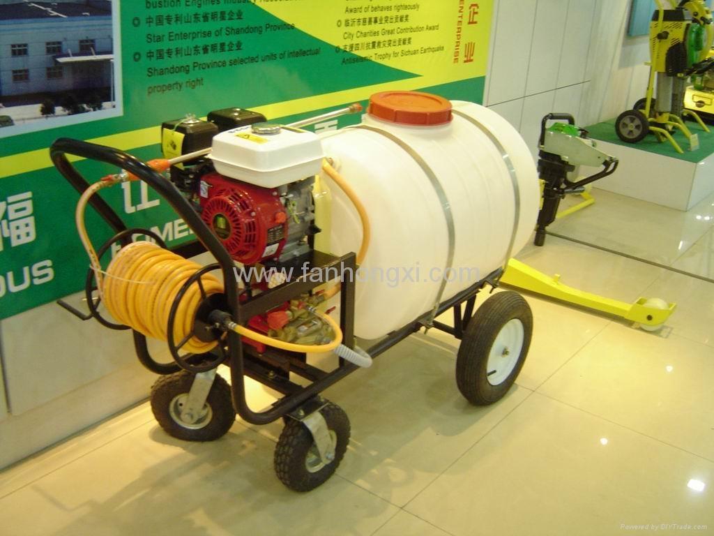 高壓動力推車式噴霧機 WSJ-200LC 1