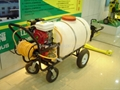 Hand propelled power sprayer  WSJ-200LC