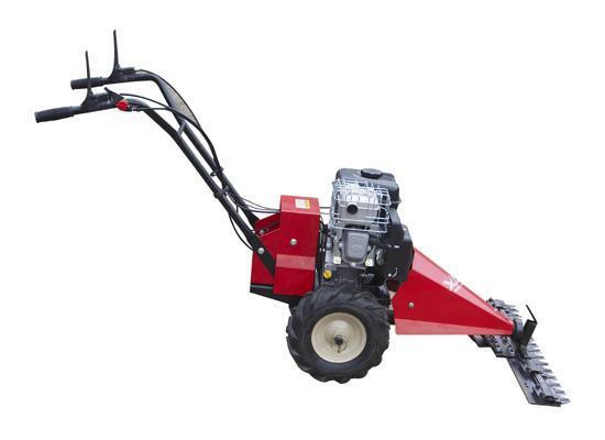 Scythe mower JLC-6X 5