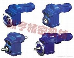 F系列平行轴齿轮减速机