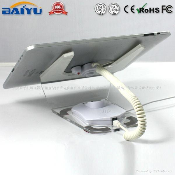 BY716+01T平板電腦IPAD防盜展示架 3