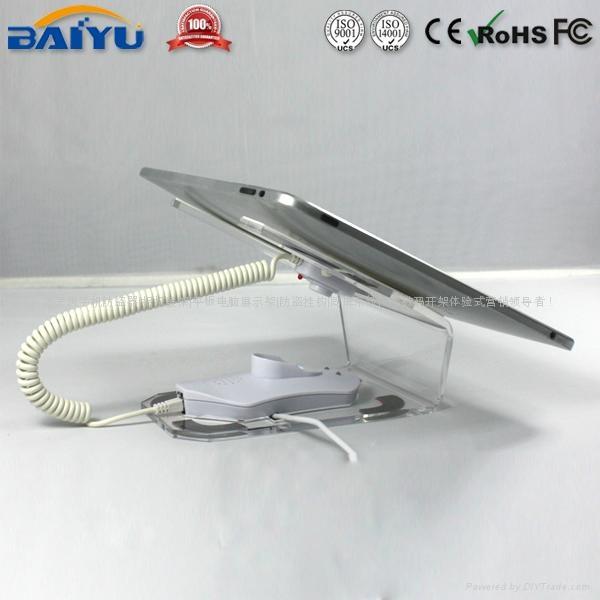 BY716+01T平板電腦IPAD防盜展示架 4