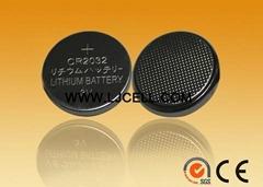 遥控器CR2032钮扣电池