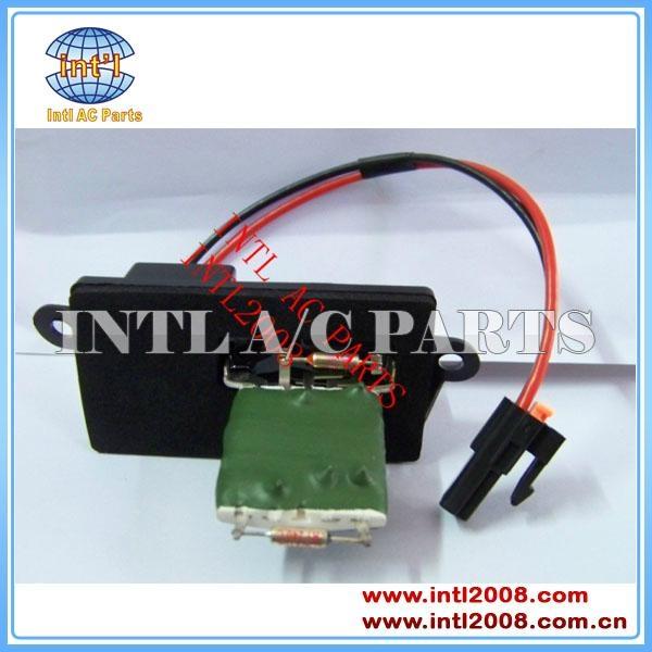 A C Regulator Heater Blower Motor Resistor For Cadillac