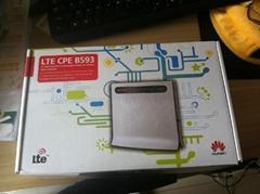 Huawei B593s-22 LTE FDD800/900/1800/2100/2600Mhz TDD2600Mhz Gateway Router