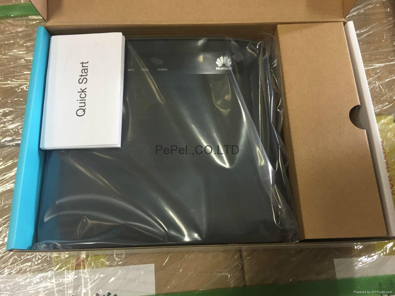 Huawei E5186s-22a LTE Cat6 300Mbps CPE Wireless Router  2