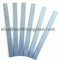 Tungsten plates,sheet, brick, cutting