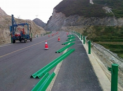 guanfei Highway guardrail plate