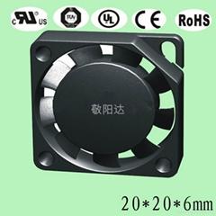 微型投影机散热风扇直流5V