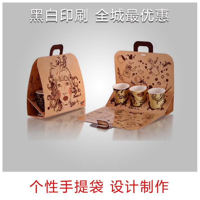 雅昌彩色印刷手袋 3