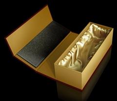 雅昌印刷精裝盒