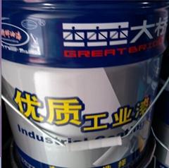 大桥各色醇酸调和漆