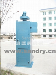 Shaking type bag filter dust collector