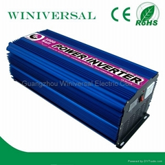 3000W Pure Sine Wave Inverter 12v dc 220v ac