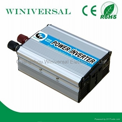 300W Modified Sine Wave Car Power Inverter with 24V DC Input Voltage and 220V AC