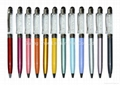 New style crystal touch ball pen