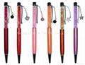 2014 hot selling Crystal ball pen