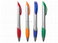 2014 lastest plastic ball pen