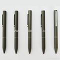 metal steel ball pen gel pen