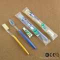 PP Handle Toothbrush for Hotel with High