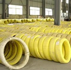 316进口不锈钢线材钢丝绳