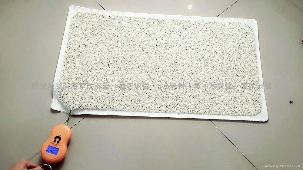 PVC浴室防滑垫-吸盘地毯加固防滑 2