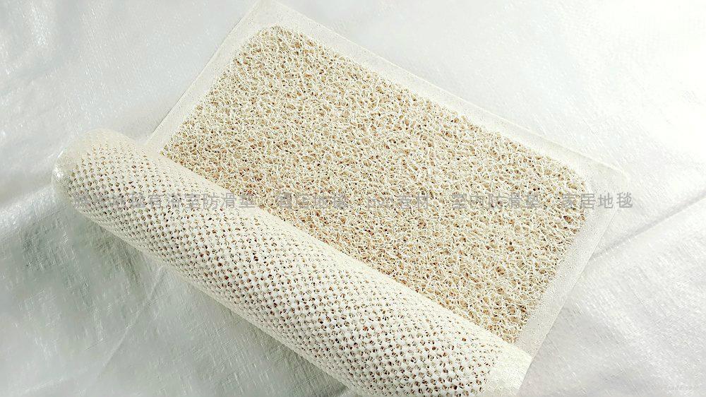 PVC浴室防滑垫-吸盘地毯加固防滑 3