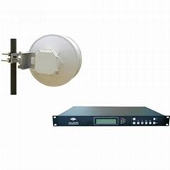 HS11-03 单路ASI以太网双向数字微波
