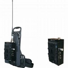 便携式广播音频非视距现场直播移动微波