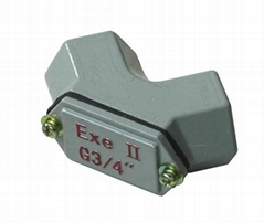 优质钢板防爆接线箱防爆接线盒