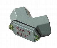 優質鋼板防爆接線箱防爆接線盒