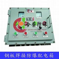 塗料廠用不鏽鋼防爆控制配電箱
