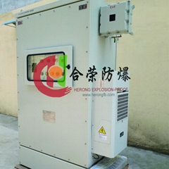 带防爆空调正压型防爆配电柜