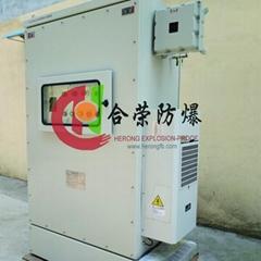 帶防爆空調正壓型防爆配電櫃
