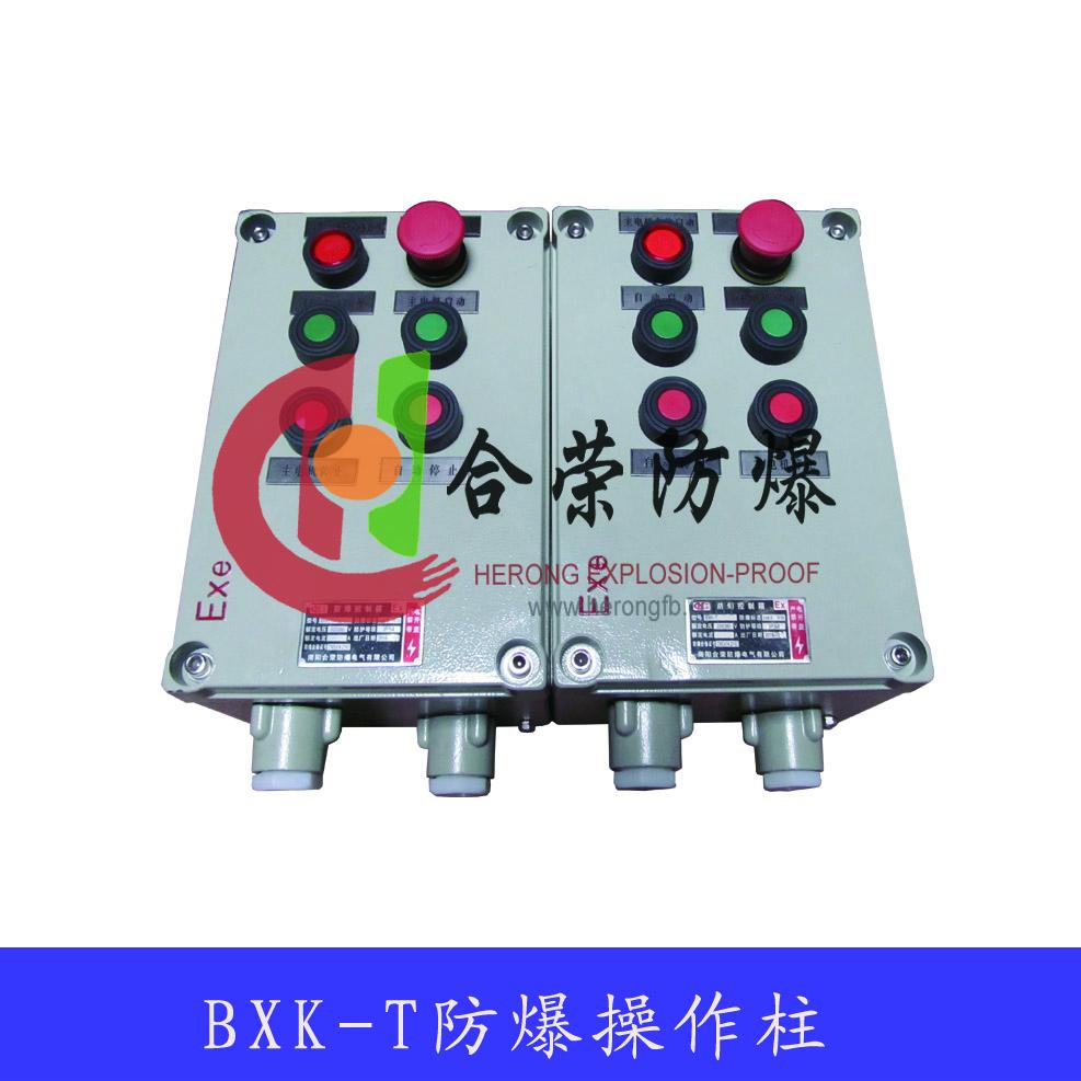 立式急停可遠程控制防爆操作柱 2