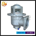 Aluminum Pneumatic Bottom Valve