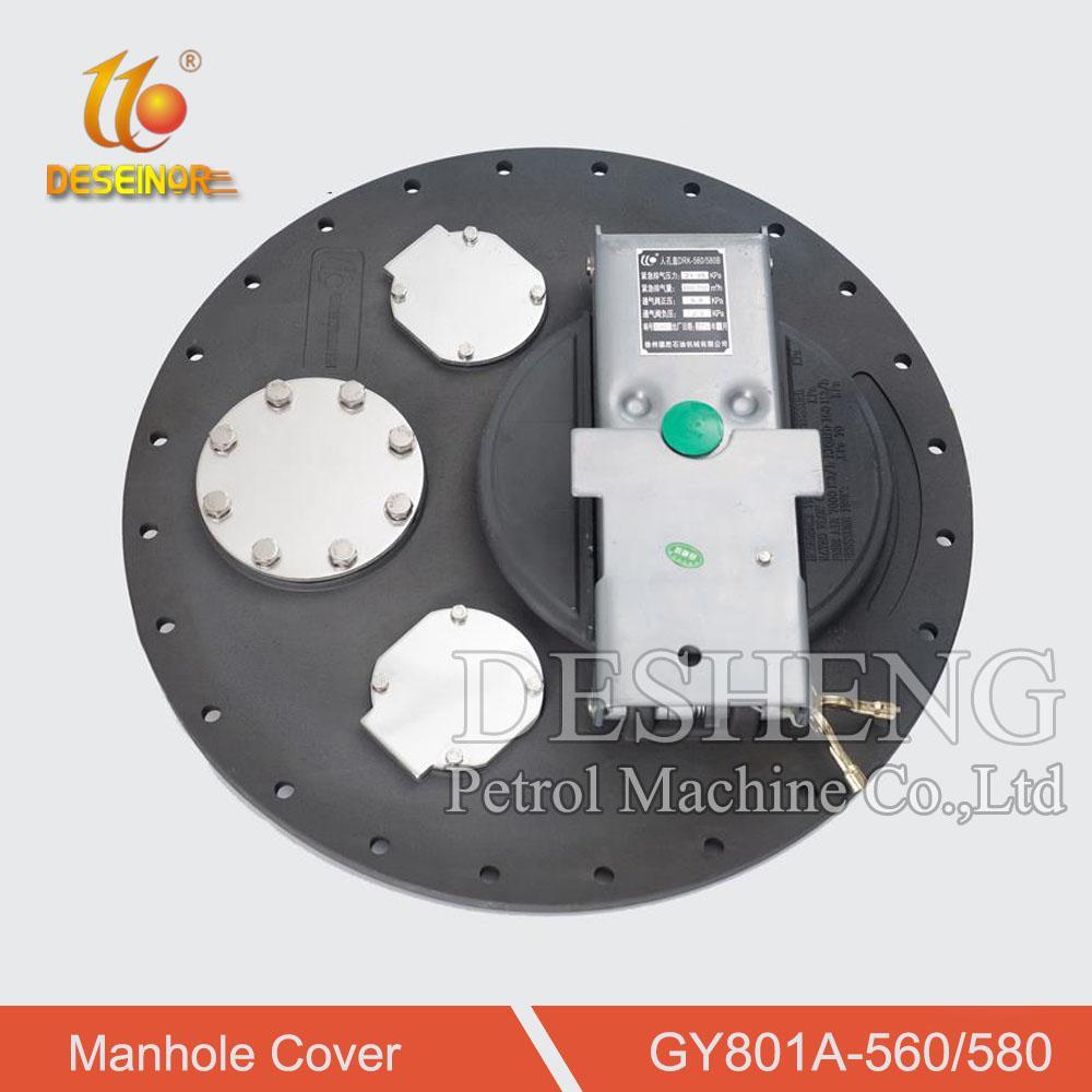 Aluminum Manhole Cover for Tanker Truck
