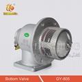 Aluminum Pneumatic Bottom Valve