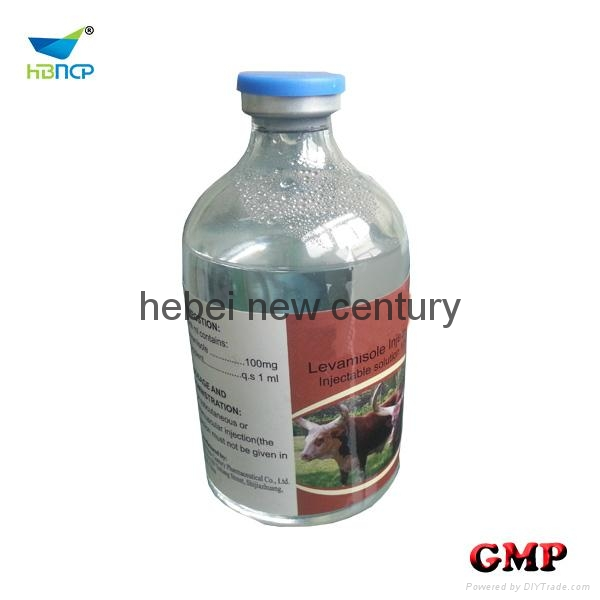 Levamisole Injection 10% for animal   1