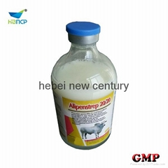 penicillin g and dihydrostreptomycin injection for animals