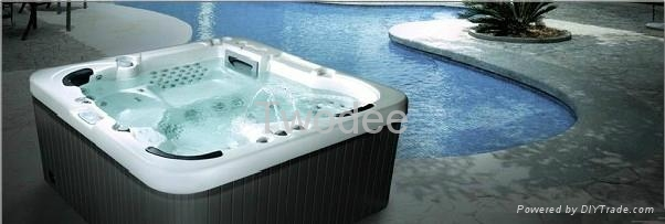 Whirlpool spa hot tub 4
