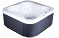 Whirlpool spa hot tub 1