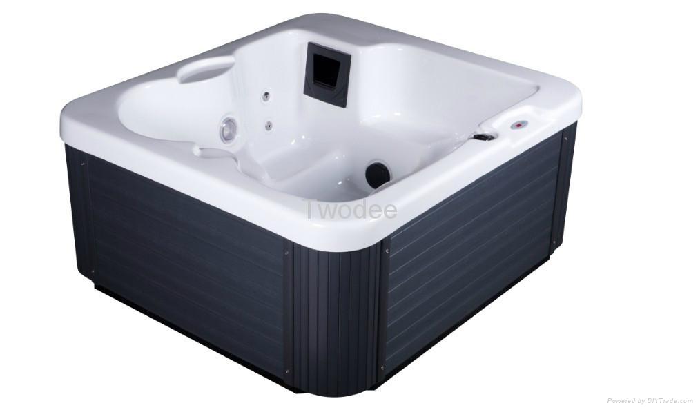 Whirlpool spa hot tub 1