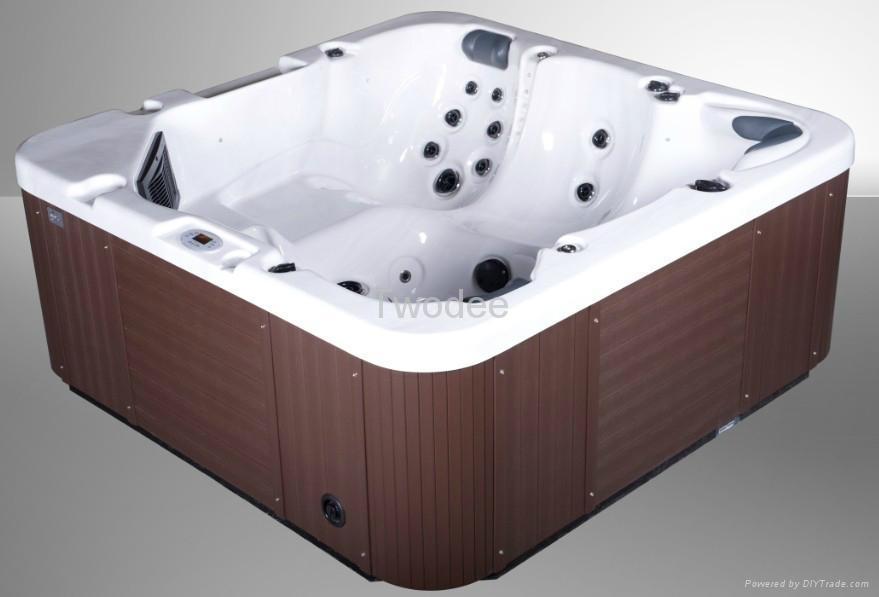 Garden Spa hot tub 1
