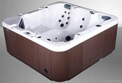 Garden Spa hot tub