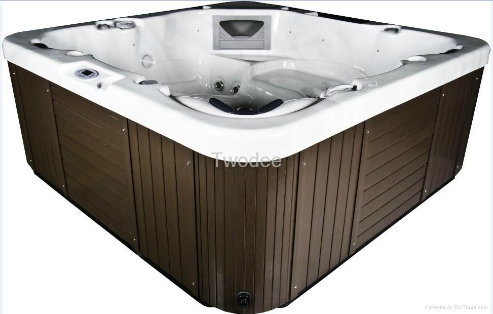 Garden Spa hot tub 2