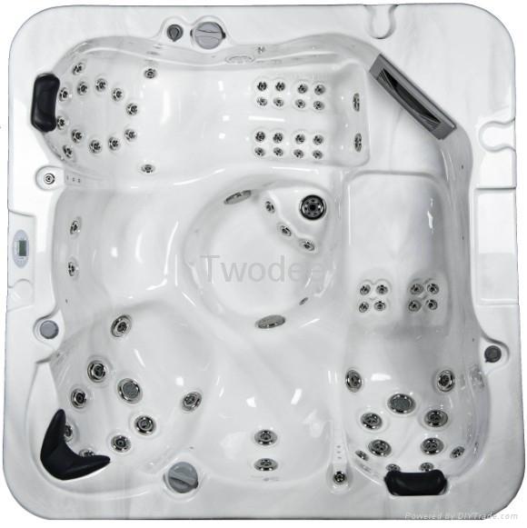 Garden Spa hot tub 3